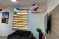A DXN Nigéria irodája kényelmes üzleti találkozókhoz