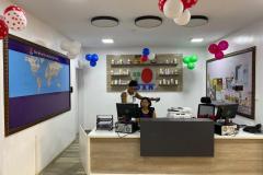 DXN termékek a DXN nigéria irodájában