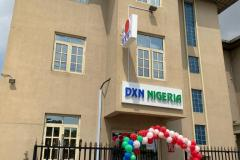 DXN Nigéria irodaház Lagos városban