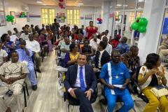 Az első hivatalos DXN üzleti találkozó Nigériában