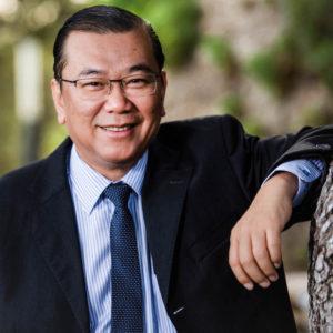 Dr. Lim, a malajziai DXN Ganoderma vállalat alapítóelnöke