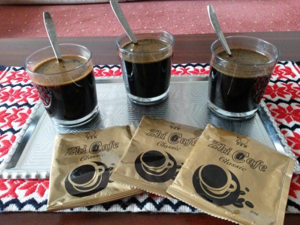 DXN ganodermás török kávé