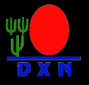 A DXN Holdings Berhad Ganoderma vállalat logója
