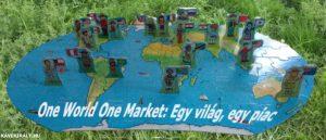 DXN One World, One Market - Egy világ, egy piac koncepció