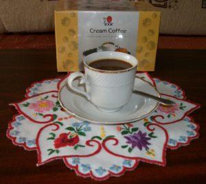 Ganodermás 2az1-ben kávé a DXN től