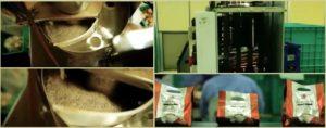 DXN lúgosító Ganoderma kávé készítésének pár pillanata