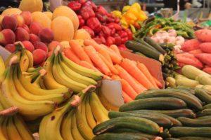 Trópusi banánpiac