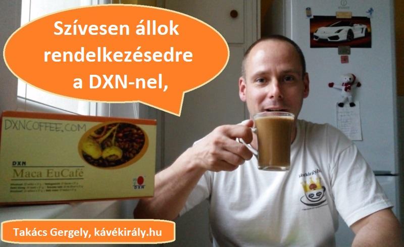 DXN kapcsolatfelvétel
