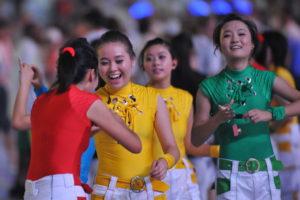 A pekingi olimpia záróünnepsége