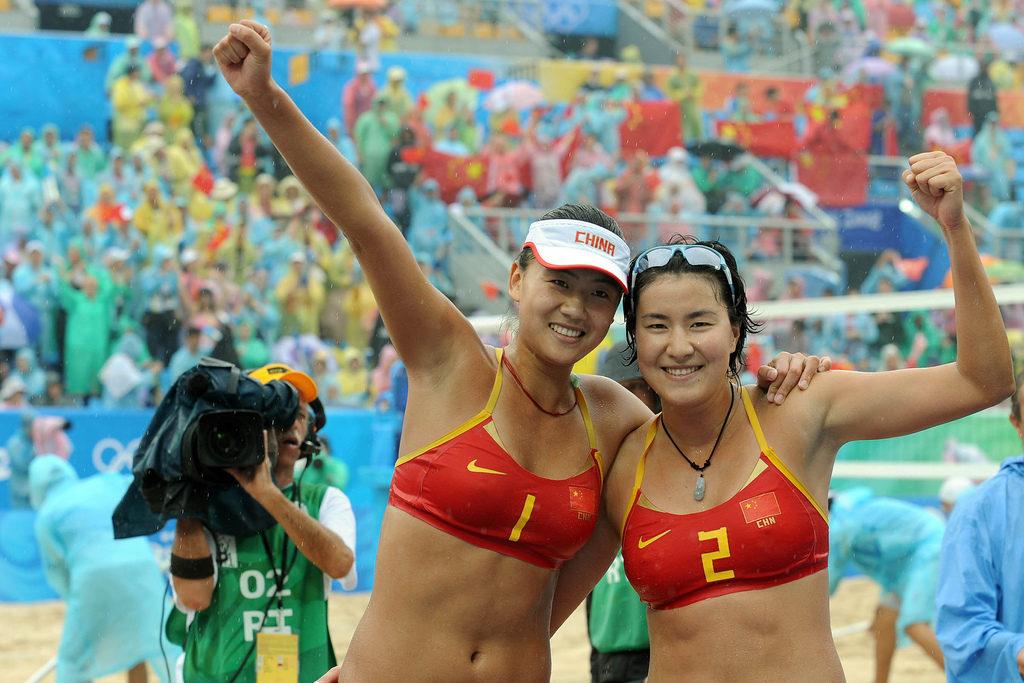 Xue Zhang Xi kínai bronzérmes olimpikon