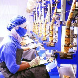 DXN Ganoderma kávé csomagológép és a kezelőszemélyzet Malajziában