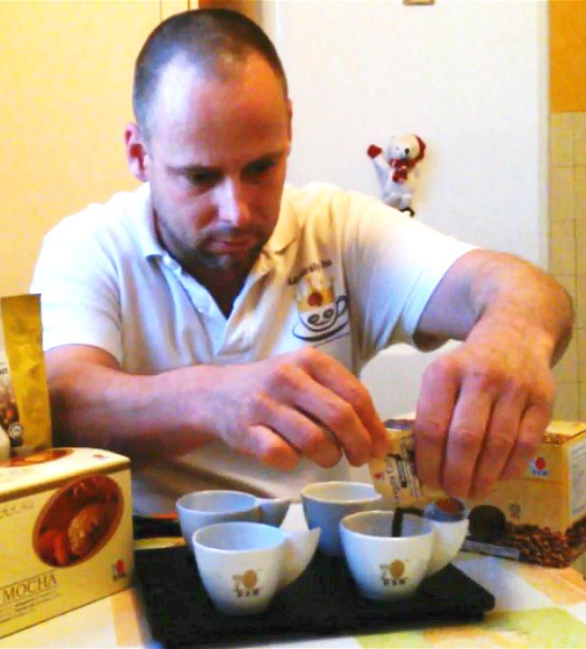 DXN ganodermás feketekávé készítés otthon