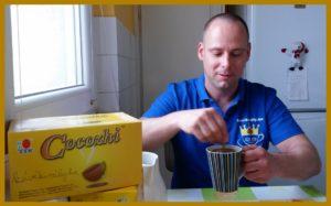 A DXN Ganoderma gyógygombás kakaója az egyik kedvenc édességem