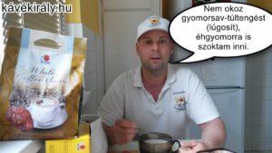 Ganodermás Cappuccino a DXN vállalattól