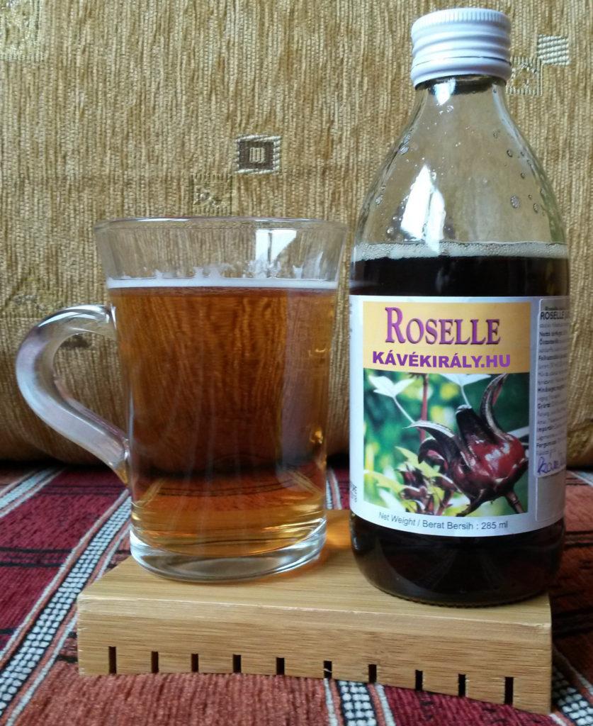 DXN szudáni hibiszkusz szörp: Roselle Juice