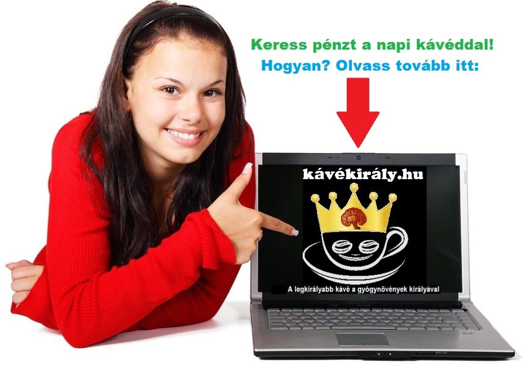 Internetes pénzkereset becsületesen, kávézással!