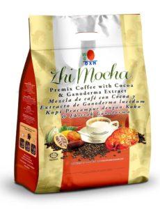 Csokis kávé Ganoderma gyógygombával a DXN-től