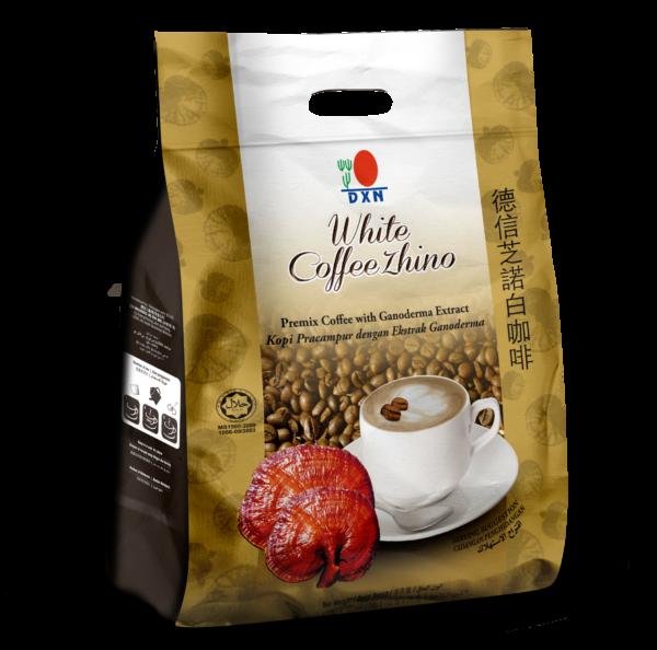 Ganoderma gyógygombás cappuccino a DXN-től - lúgosító finomság reflux ellen