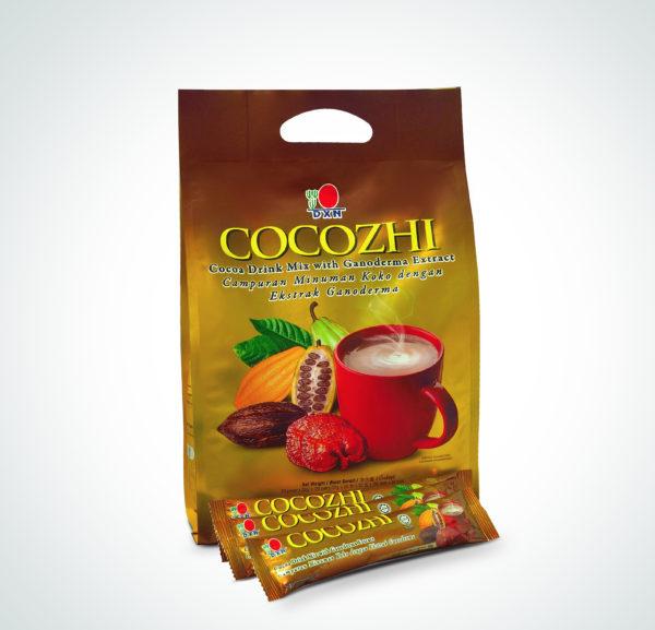 DXN Ganoderma gyógygombás kakaó: lúgosító forrócsokoládé különlegesség