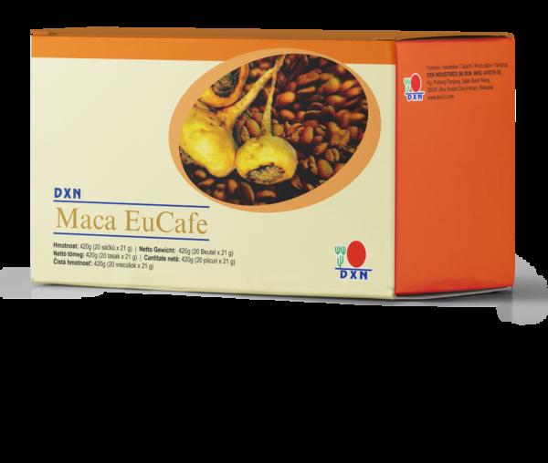 DXN Maca Lepidium meyenii kávé, a természetes lúgosító állóképesség erősítő