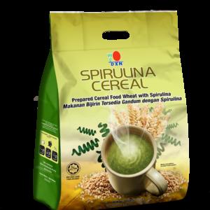 A DXN Spirulina Cereal egészséges, teljes értékű fogyókúrás étrend-helyettesítő