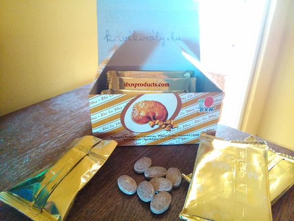 Ganoderma kávés cukorka: a lúgosító energizáló édesség