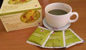 A DXN Spirulina Cereal lúgosítja a testet és segíti a súlykontrollt