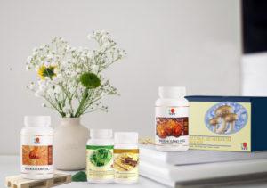DXN gyógygombás termékek és étrendkiegészítők vásárlása
