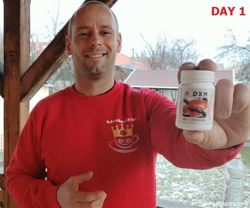 A kávékirály.hu a magyar webhelyem domainneve a DXN termékek és a DXN MLM üzlet számára