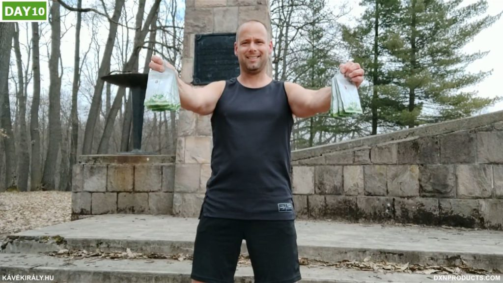 DXN Apple Enzyme Drink Megadózisa a miskolci Majális parkban