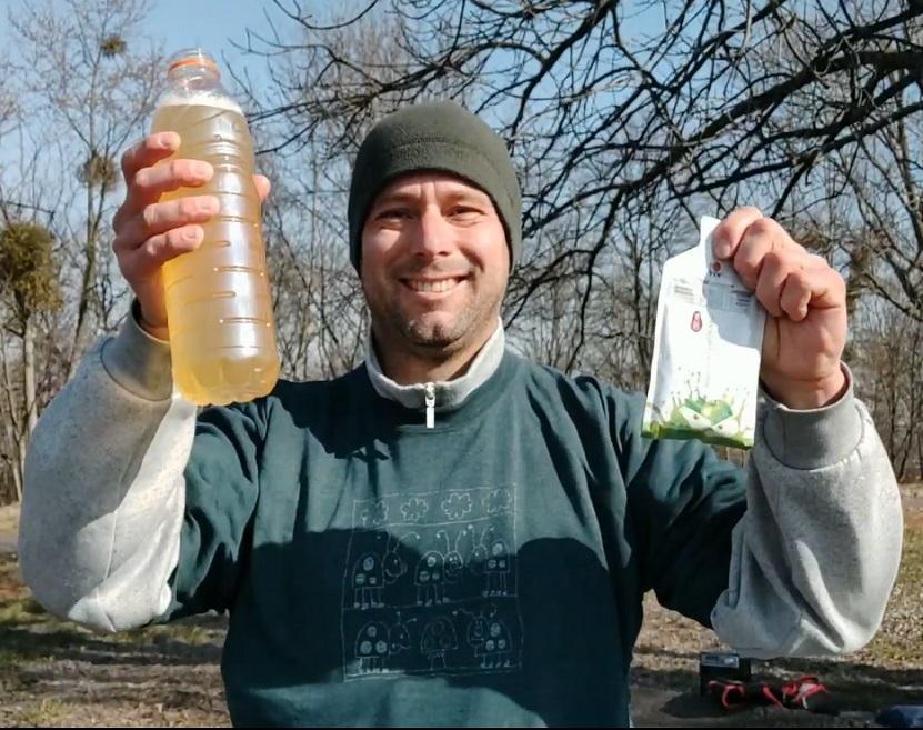 Egészségetekre: DXN Apple Enzyme Drink Megadózis