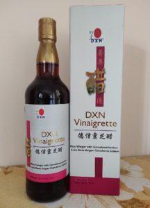 Ganoderma gyógygombás rizsecet a DXN Holdings Berhad-tól